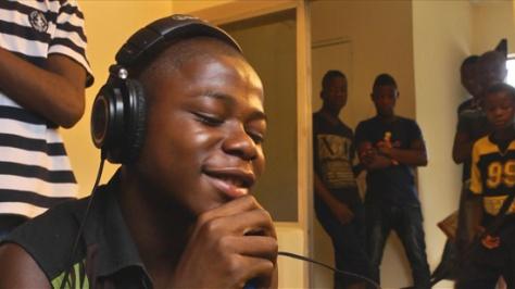 DJ Focus, Kelvin Doe