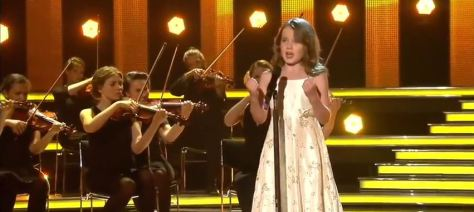 Amira Willighagen singing Opera
